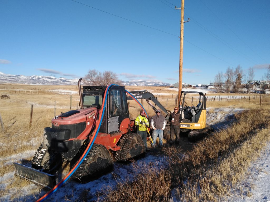 Work conducted in Bear Lake County